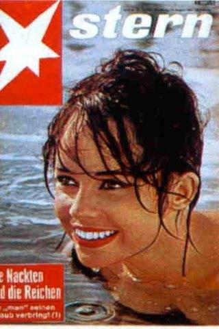 Woman Stern Magazine